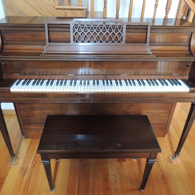 Yamaha M2G Upright Piano