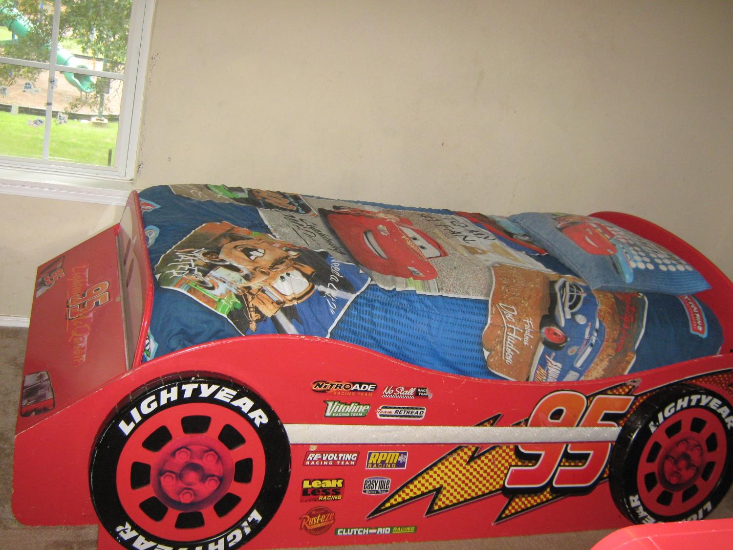 Find More Lightning Mcqueen Trundle Bed