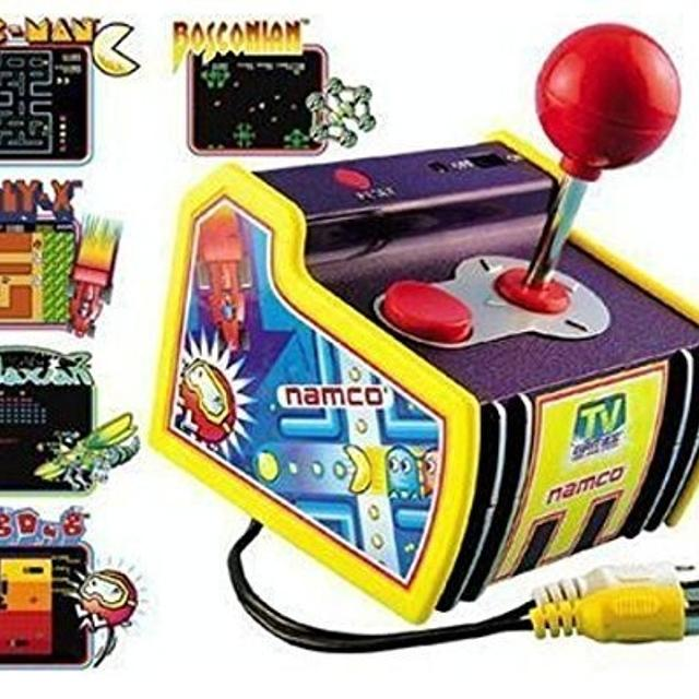 Tv Games Plug Into : Pacman tv games plug in pictures to pin on pinterest