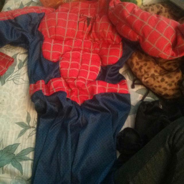 spiderman no mask