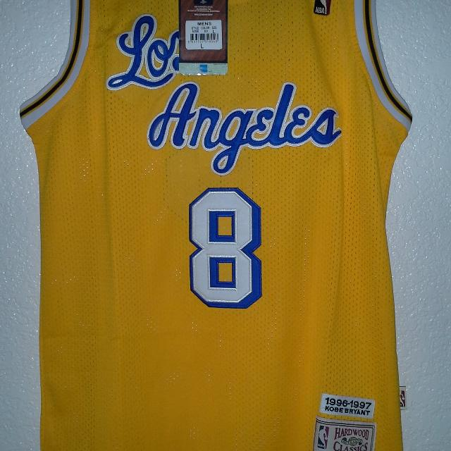 cb3236fa2fe Best Authentic  8 Kobe Bryant Lakers Jersey for sale in Garden Grove ...