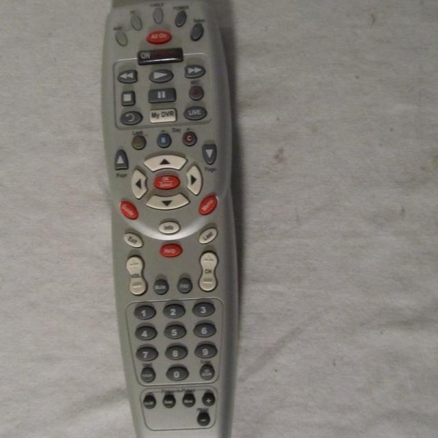 COMCAST XFINITY TV REMOTE