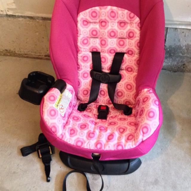 Find more Euc Safety 1st Scenera Convertible Car Seat - Raspberry ...