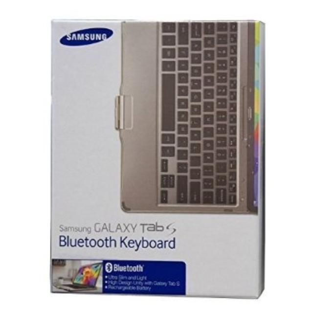 brand new genuine samsung tab s 84 bluetooth keyboard case 99