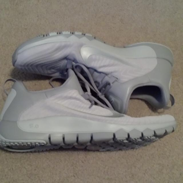 best sneakers fe798 e9aaf Nike Free Trainer 5.0 wolf grey size 15