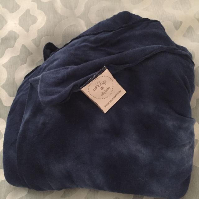 Find More Euc The Wrap By Solly Baby In Navy Shibori For Sale At