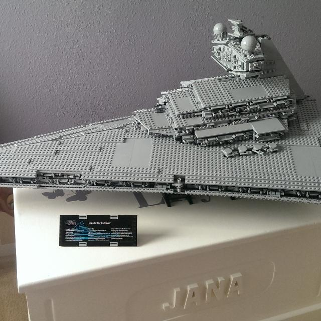 Find More Star Wars Lego 10030 Imperial Star Destroyer With