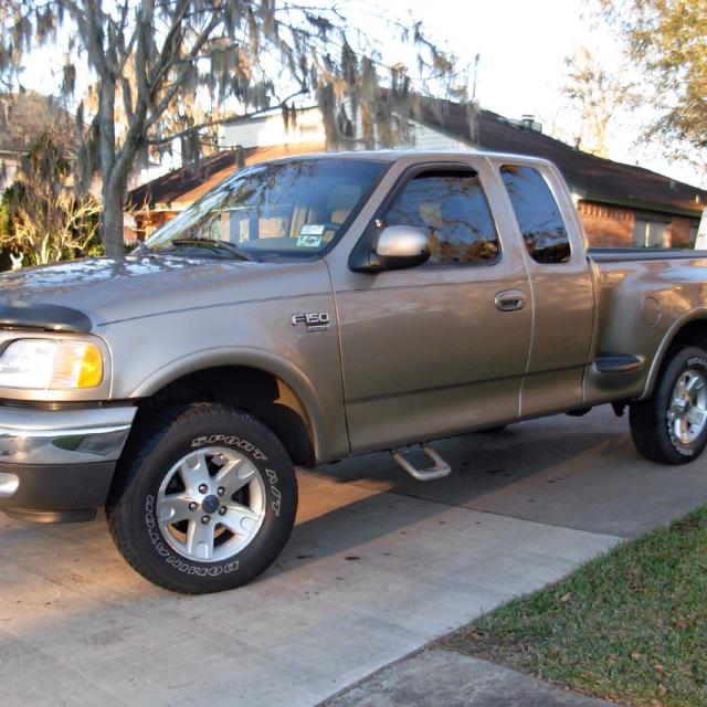 2002 Ford F 150: Find More 2002 Ford F-150 4wd Lariat Super Cab Truck