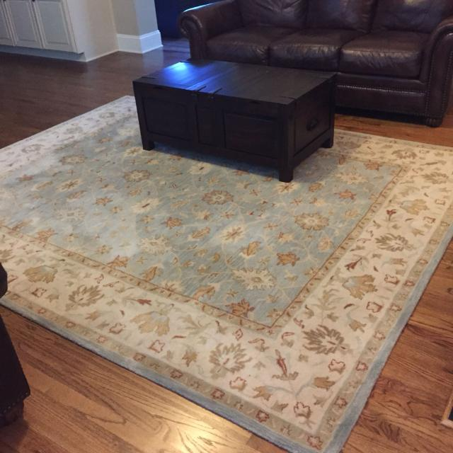 Best Pottery Barn Malika Persian Style Rug 8x10 With Rug