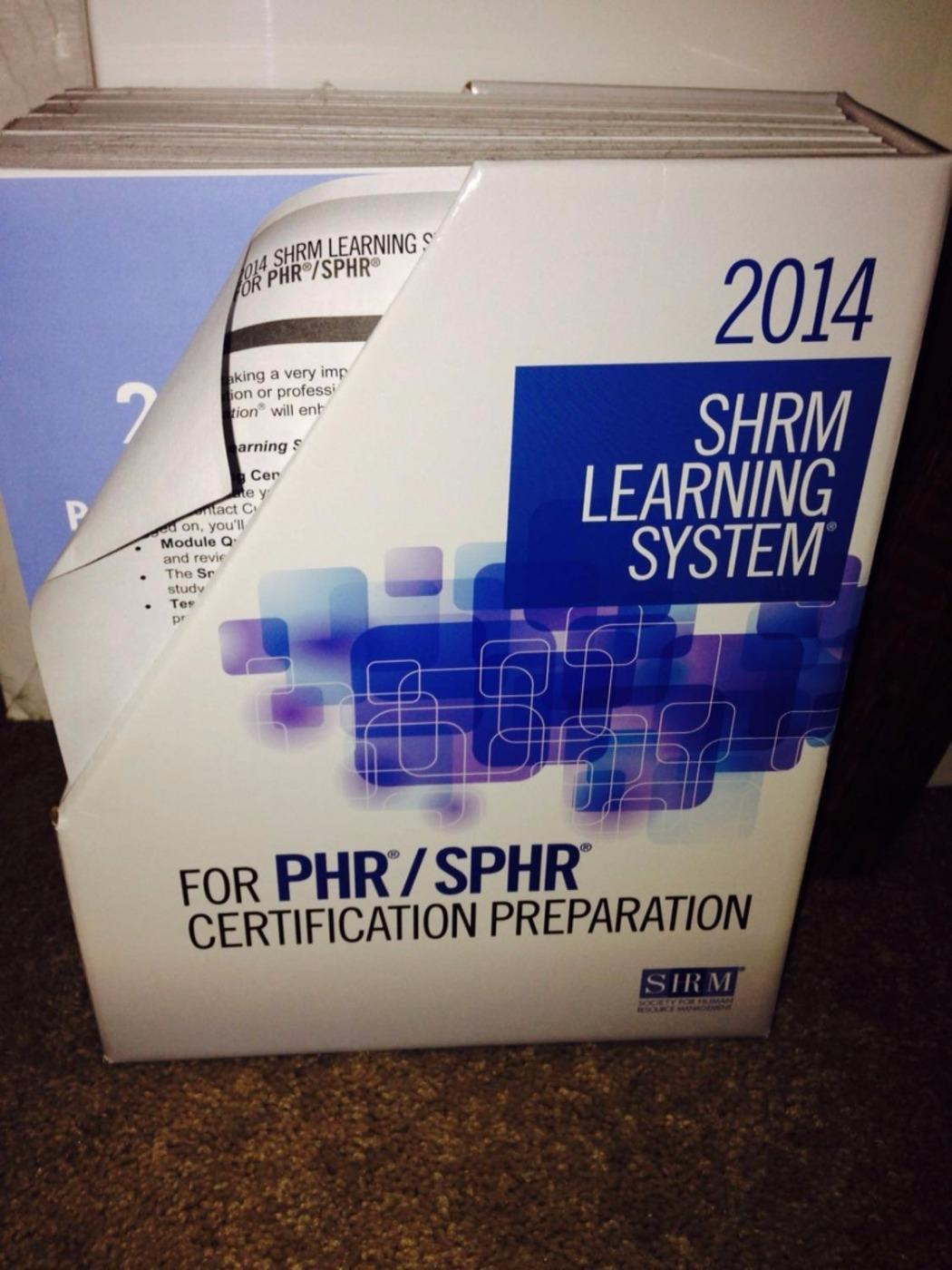 Find more 2014 shrm learning system phrsphr certification find more 2014 shrm learning system phrsphr certification preparation accepts paypal for sale at up to 90 off nashville tn 1betcityfo Gallery