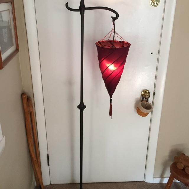 Find More Pottery Barn Medina Floor Lamp For Sale At Up To