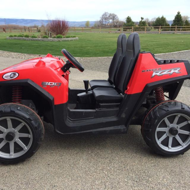 Find more kids peg perego polaris ranger rzx forward and reverse kids peg perego polaris ranger rzx forward and reverse two speed needs a publicscrutiny Images