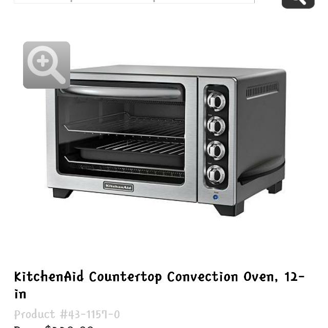 Kitchenaid Architect Series Toaster Oven