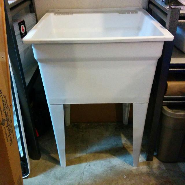 Find more Euc: Laundry Tub / Utility Sink for sale at up to 90% off