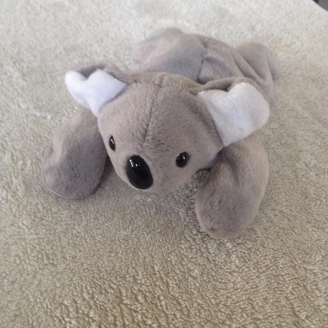 Best 1996 Ty Beanie Baby Koala Bear