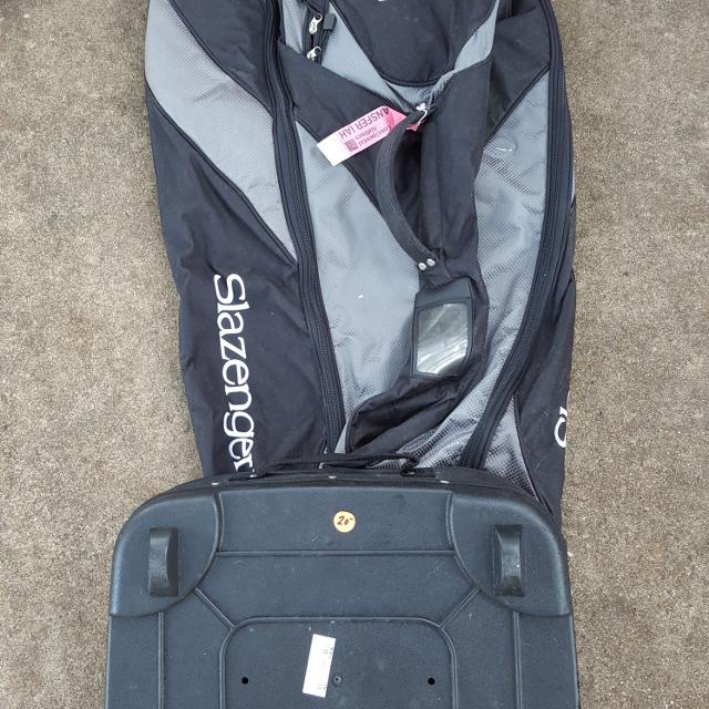 b6dc4c5380 Find more Slazenger Golf Clubs Travel Bag for sale at up to 90% off