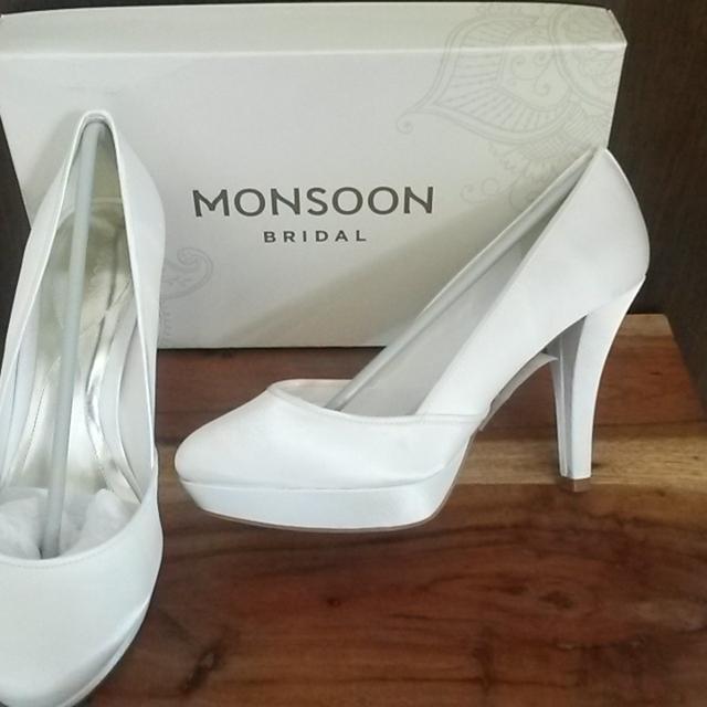 Best Monsoon Bridal Shoes For Sale In Bishops Stortford 2017