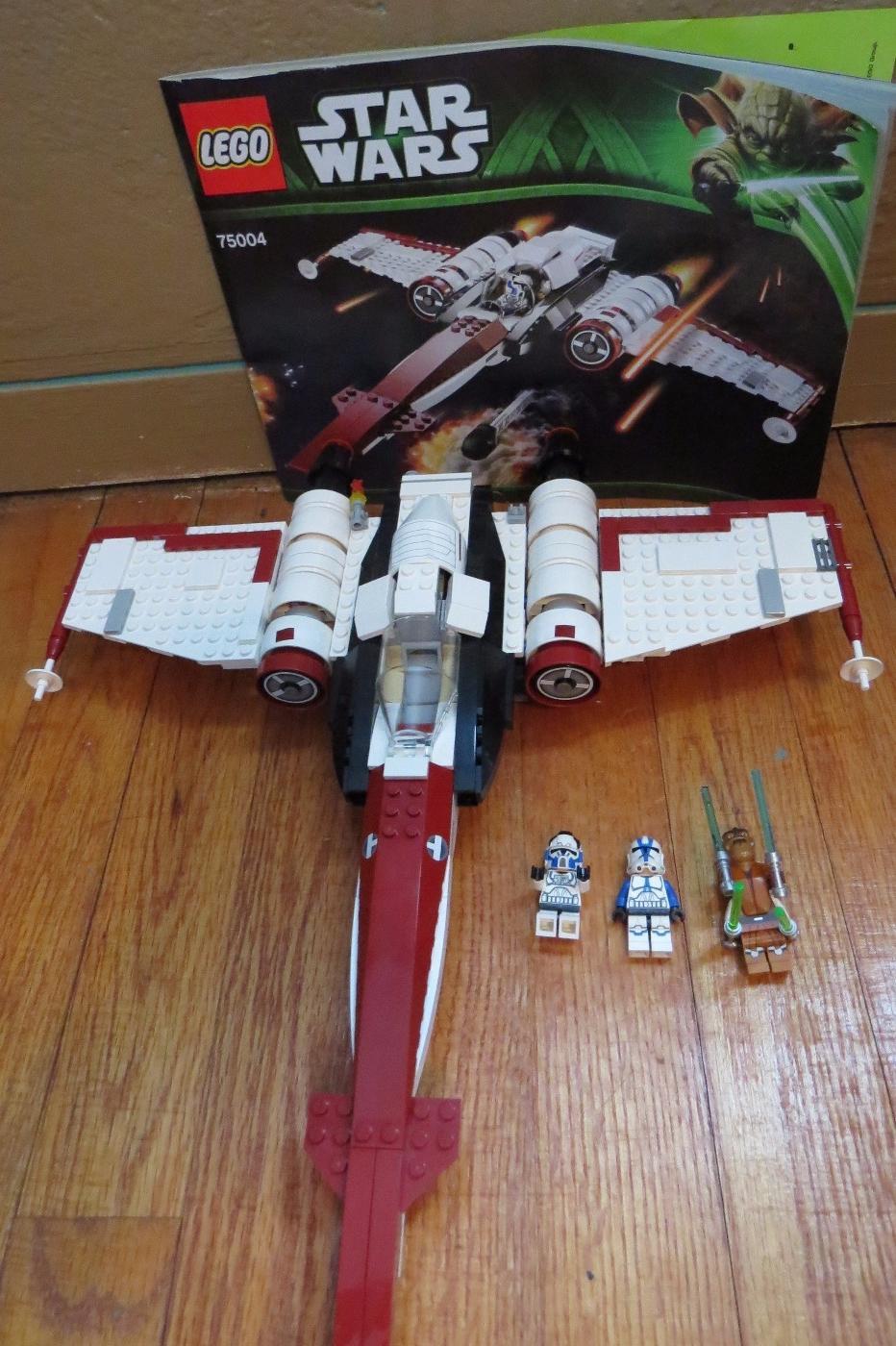 Find More Lego Star Wars The Clone Wars Z 95 Headhunter Set 75004