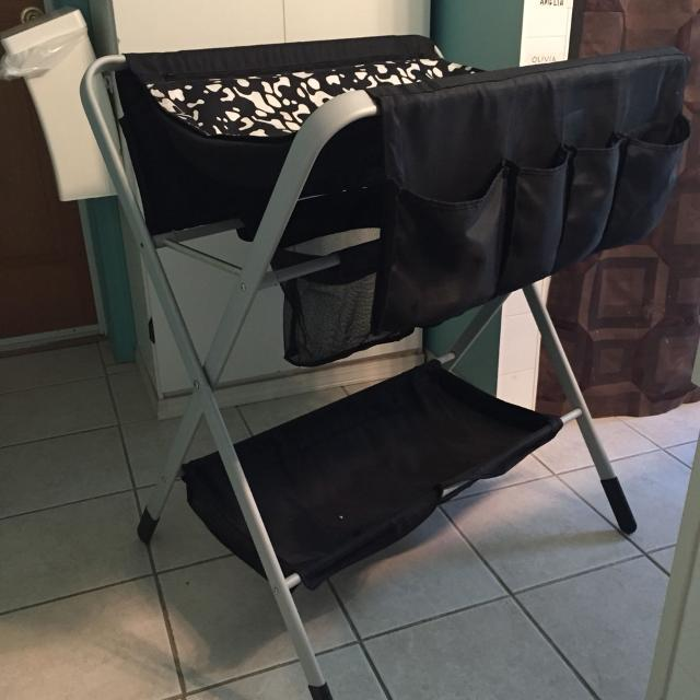 Portable Changing Table From Ikea
