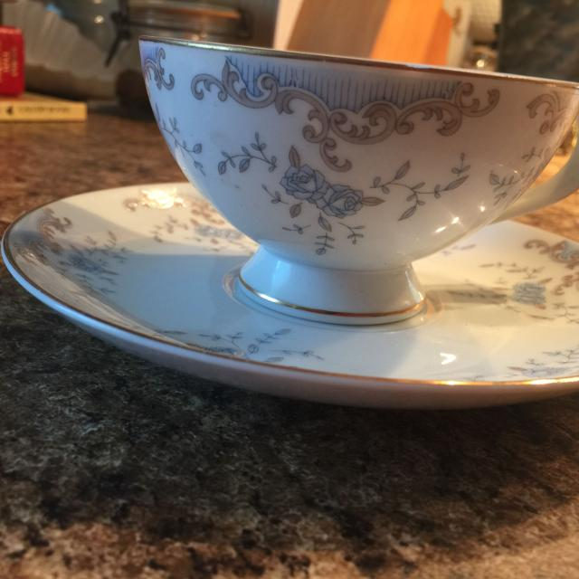 Imperial China teacup