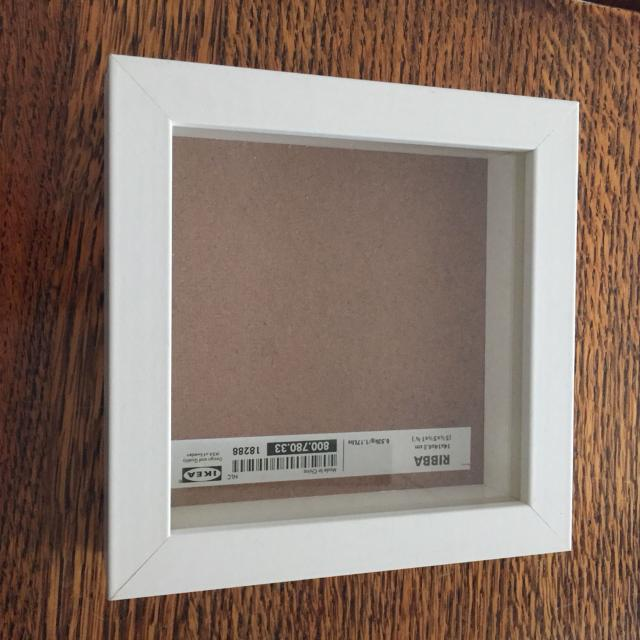 Find More Small White Ikea Shadow Box For Sale At Up To 90 Off