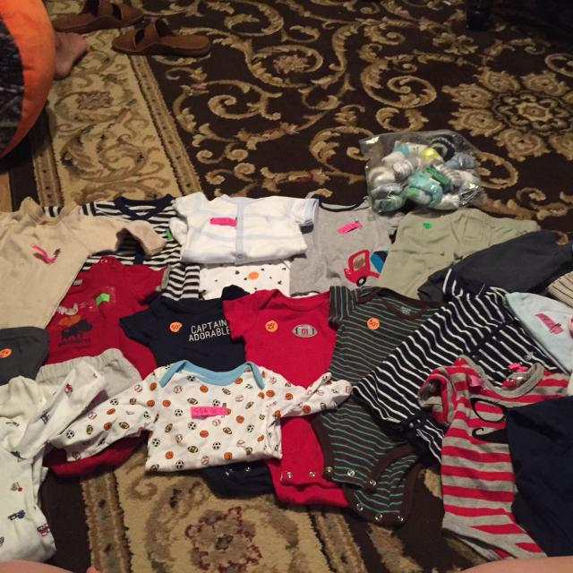 9e472d1f1459 Find more Baby Boy Clothes Grab. Comes With Socks And 6 New ...