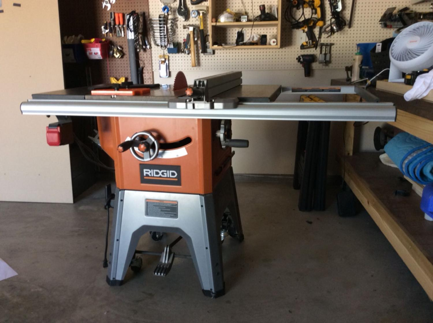 Find more ridgid r4512 10 table saw for sale at up to 90 for 10 inch table saws for sale