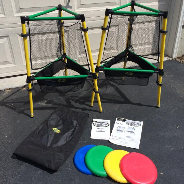 Find More Go Gator Disc Golf Set Collapsible For Storage Or Travel