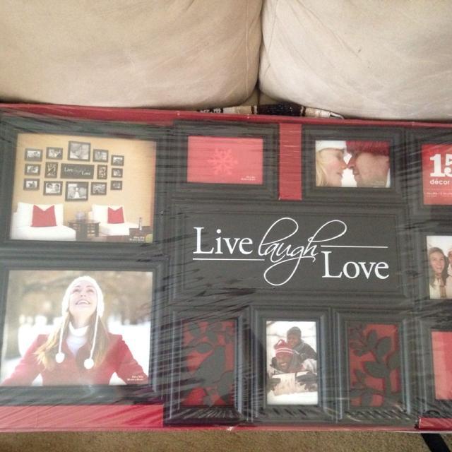Find more New!!! 15 - Piece Frame Set, Love (walmart) for sale at up ...