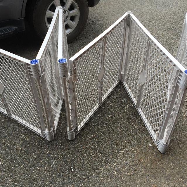 Find More Superyard 6 Panel Baby Gate For Sale At Up To 90 Off