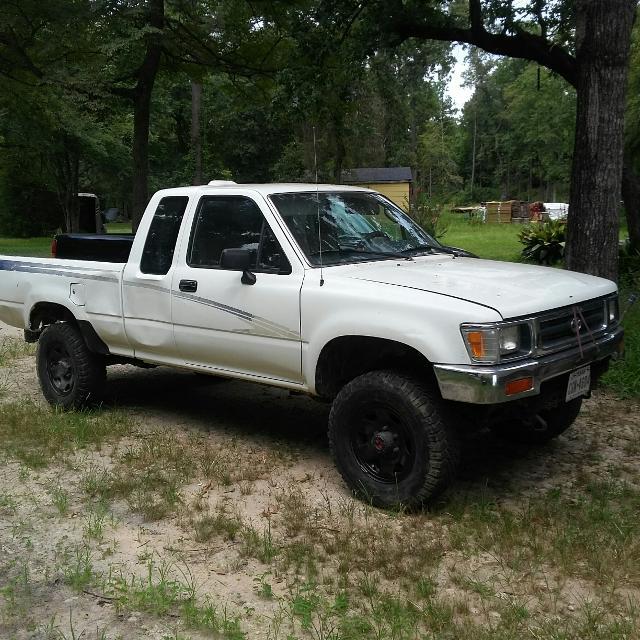 1994 toyota pickup 4x4 4 cylinder