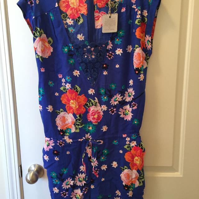 6e2747679f7c Find more Nwt Medium Matilda Jane Out   About Romper for sale at up ...