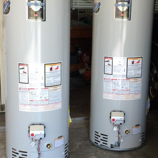 The Best Gas Water Heaters 50 Gallons