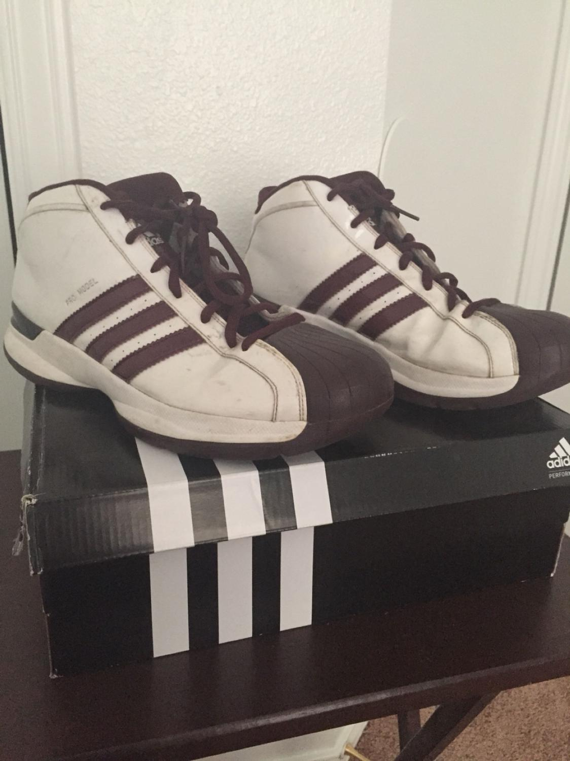 c652fe12250f Find more Adidas Pro Model Fusion for sale at up to 90% off