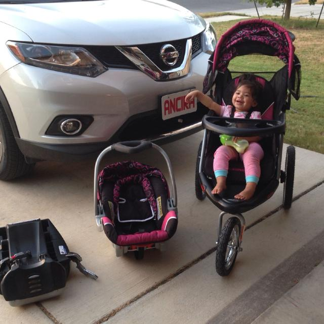 Find more Baby Trend Expedition Elx Travel System. Hot Pink ...