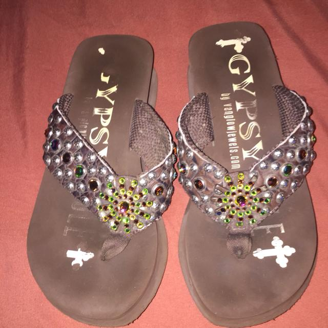 a1cc3bf471067e Best Reduced!!! Gypsy Soul Flip Flops for sale in Cypress