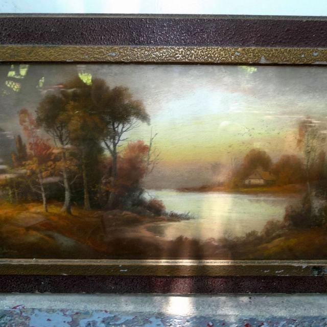 3f6af935e Best Antique, Pastel Original Painting By William Henry Chandler 1800's for  sale in Kitchener, Ontario for 2019