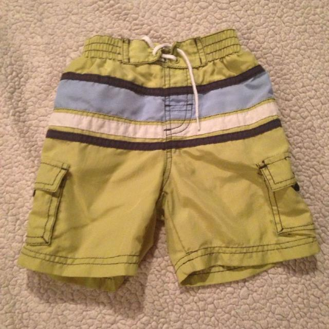 da4d95f79c029 Find more Please Mom 12 Month Swim Trunks for sale at up to 90% off