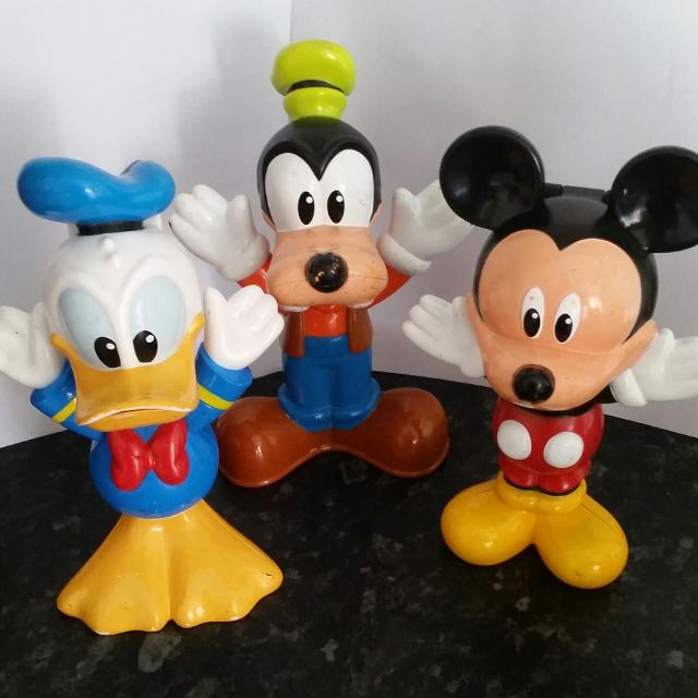Best Mickey Mouse Donald Duck  Goofy Talking Giggle Toys for sale