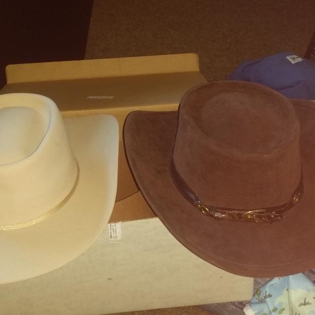 7e4df1c7405 Best Old School Baileys Telescope Cowboy Hats. for sale in Colorado Springs