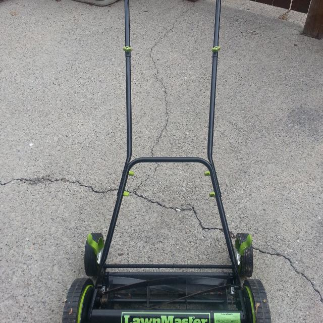 Find More New Price Canadian Tire Lawnmaster Lawn Mower
