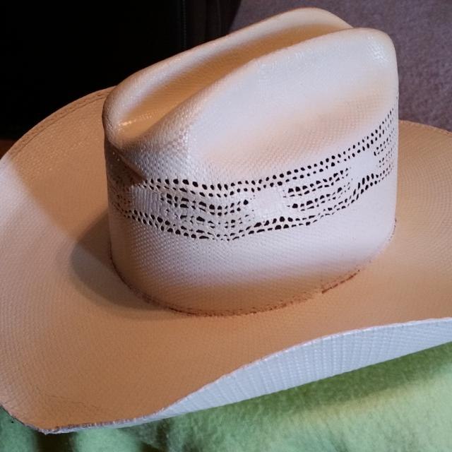 Find more Turner Hat Company Bangora Cowboy Hat Size 6 7 8 for sale ... 144a52f52e8
