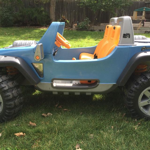 find more power wheels jeep hurricane for sale at up to 90% off