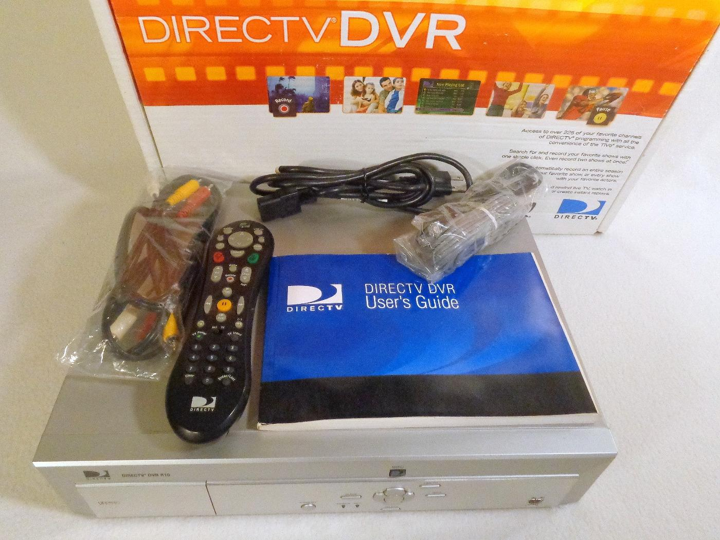 Find more Directv Dvr R10 With All Accessories Included for sale at up to  90% off