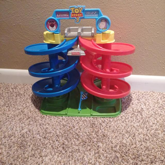 Find More Fisher Price Toy Story 3 Race Track For Sale At Up To 90 Off