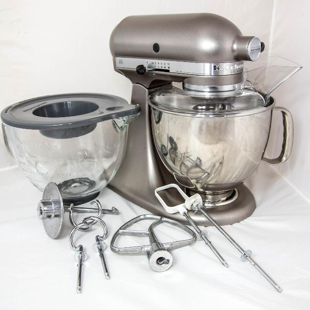 Find More Kitchenaid Ksm150ap Architect 5 Qt Stand Mixer