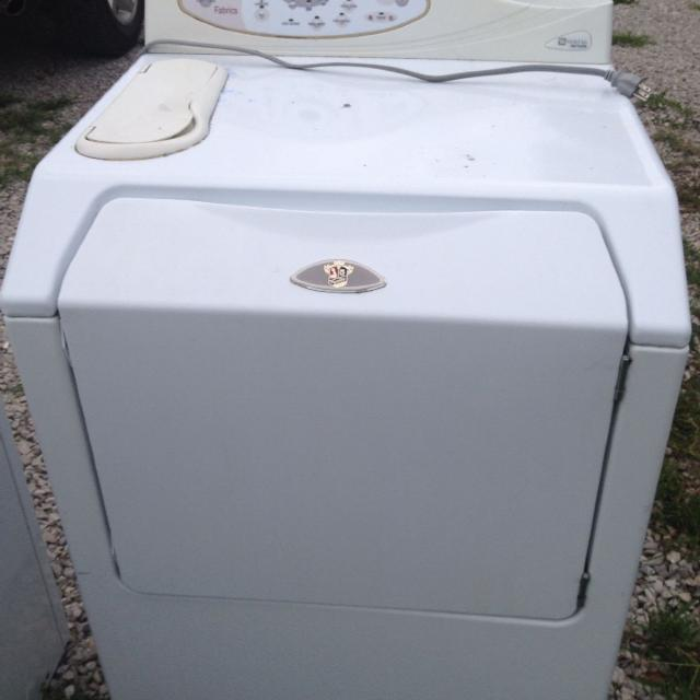 how to fix a maytag dryer that won& 39