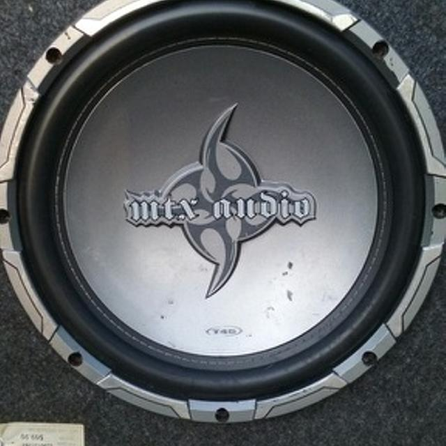 Find more mtx audio t45 10 inch subwoofer for sale at up to 90 mtx audio t45 10 inch subwoofer publicscrutiny Images