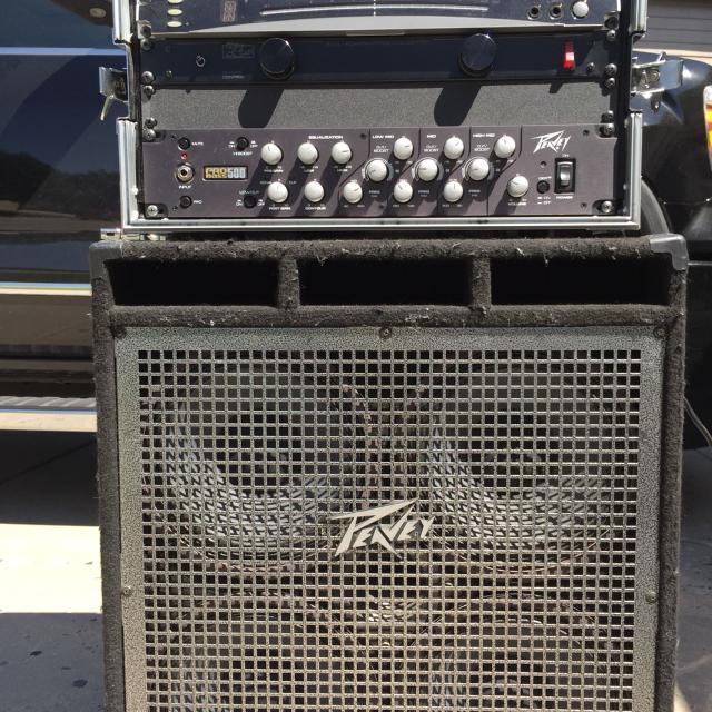 land amp series ohm ex pro bass eden audio cabinet