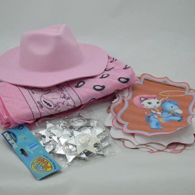 Sheriff Callie Party Decorations